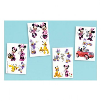 Minnie Mouse & Friends Tattoos Pack of 16.jpg