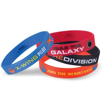 Star Wars Episode VII The Force Awakens Rubber Bracelet Favors Pack of 4.jpg