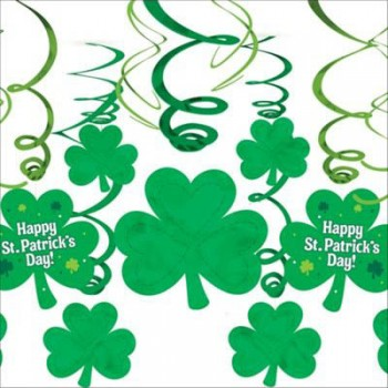 St. Patrick's Day Hanging Swirls Mega Value Pack of 30.jpg