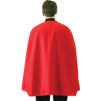 36in Red Superhero Costume Cape Adult Accessory.jpg