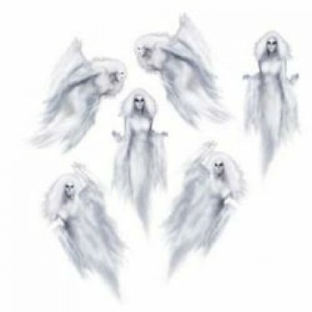 Ethereal Ghosts Plastic Cutout Props Pack of 6.jpg