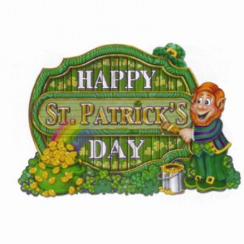Happy St. Patrick's Day Double Sided Sign.jpg