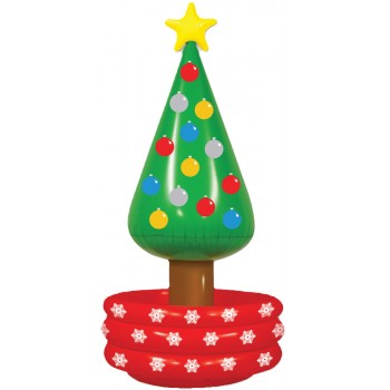 Inflatable Christmas Tree Drinks Party Cooler.jpg