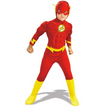 DC Comics The Flash Muscle Chest Deluxe Toddler/Child Costume.jpg