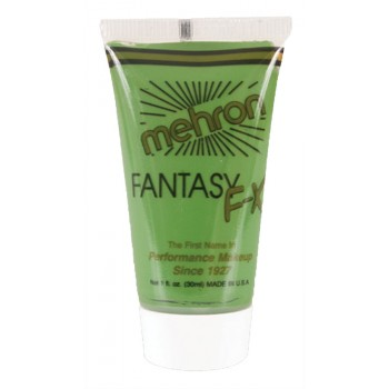 Mehron Fantasy FX Makeup 1oz Green Makeup Costume Accessory.jpg