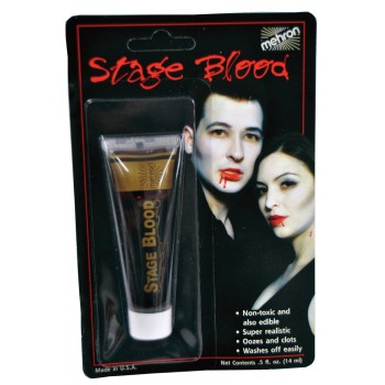 Mehron Blood Stage Carded Vampire Wounds Makeup Costume Accessory.jpg