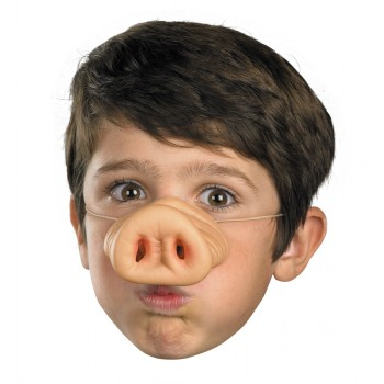 Pig Nose Child's Animal Costume Accessory.jpg
