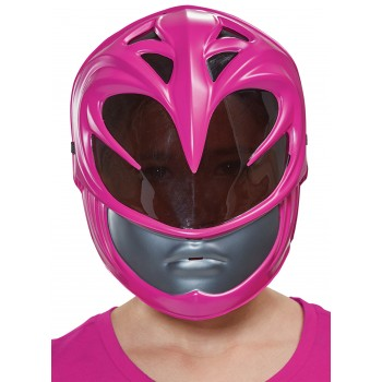 Power Rangers 2017 Pink Ranger Vacuform Child Mask.jpg
