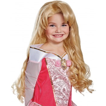 Sleeping Beauty Aurora Deluxe Child Wig.jpg