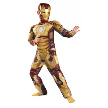 Iron Man Mark 42 Classic Muscle Chest Child Costume .jpg