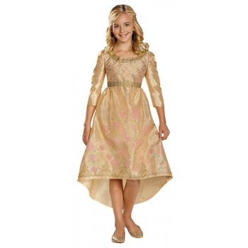 Maleficent Aurora Coronation Gown Child Girl's Costume.jpg