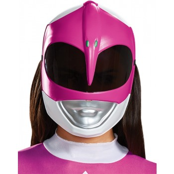 Mighty Morphin' Power Rangers Pink Ranger Adult Mask.jpg
