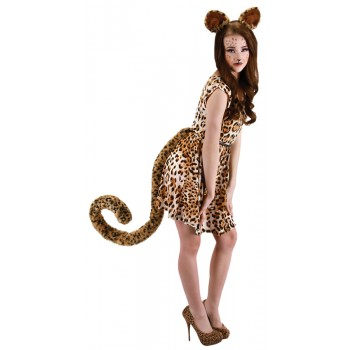 Large Leopard Long Tail Animal Adult Costume Accessory.jpg