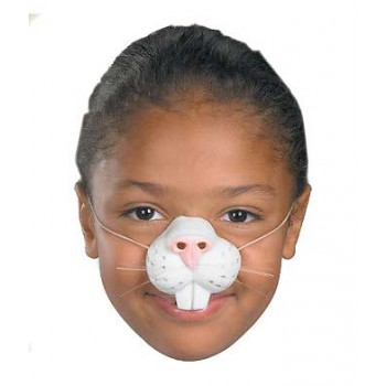 Adult Funny Rabbit Bunny Nose with Elastic Band.jpg