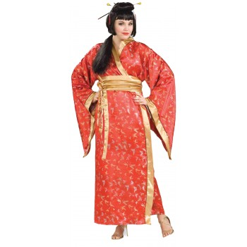 Madame Butterfly Kimono Adult Plus Costume.jpg