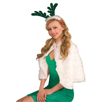 Christmas Reindeer Antlers With Bells Headband.jpg