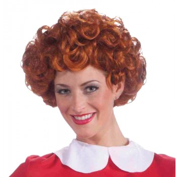 Adult Women's Orphan Annie Costume Red Curly Wig.jpg