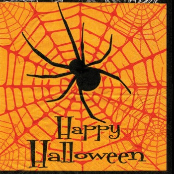 Halloween Napkins 6.5x6.5in Pack of 16.jpg