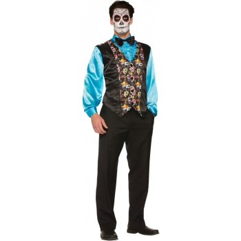 Day of the Dead Adult Vest.jpg