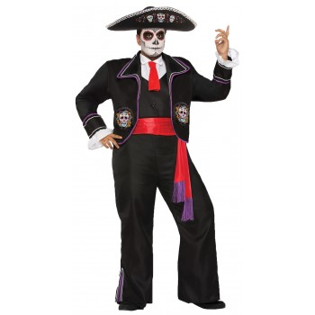 Day of the Dead Mariachi Man Halloween Adult Costume.jpg