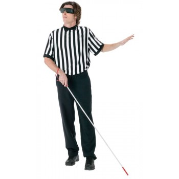Adult Blind Referee Funny Gag Costume Accessory Kit.jpg