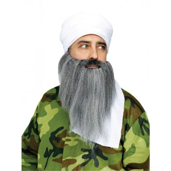 Adult Turban and Beard Costume Accessory Kit.jpg
