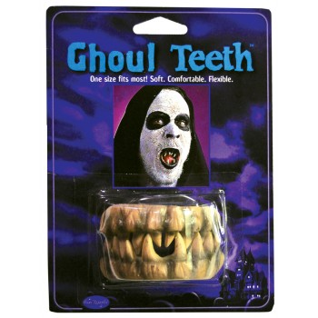 Adult Ghoul Rotted Teeth Zombie Costume Accessory.jpg