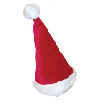 Adult Santa Claus Christmas Party Men's Red Hat .jpg