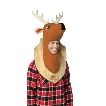 Trophy Head Deer Adult Funny Comical Costume.jpg