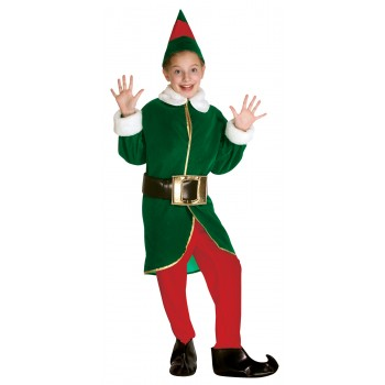 Elf Green Red Child Costume.jpg