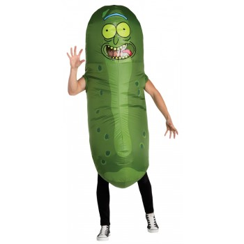 Rick & Morty Pickle Rick Inflatable Adult Costume.jpg