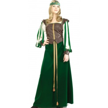 Maid Marion Designer Collection Adult Women's Costume.jpg