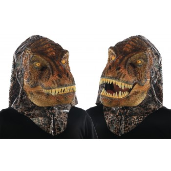 Animated Animal T-Rex Dinosaur Mask With Sound Adult Costume Accessory.jpg