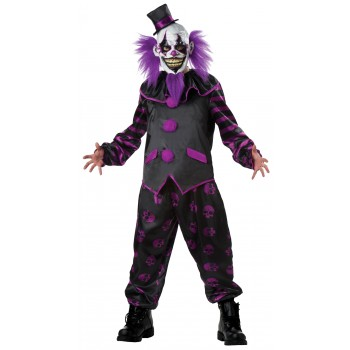 Bearded Clown Adult Costume X-Large.jpg