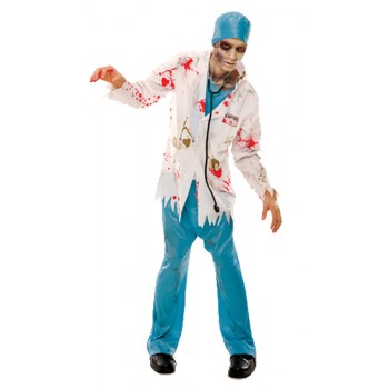 Zombie Zone Dr Rotten Adult Costume.jpg