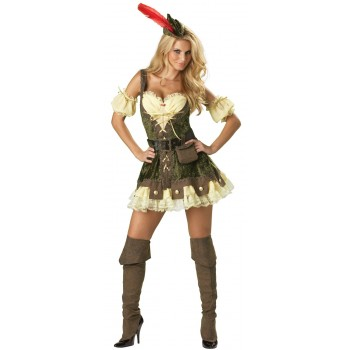 Racy Robin Hood Elite Collection Adult Women's Costume.jpg