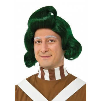 Charlie and the Chocolate Factory Oompa Loompa Wig Adult.jpg