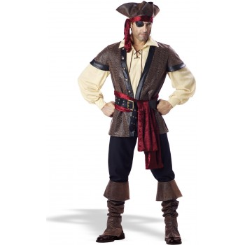 Rustic Pirate Elite Collection Adult Costume.jpg