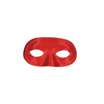 Bandit Half Domino Mask Adult Masquerade Ball Red.jpg