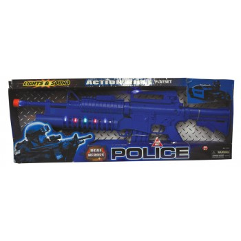 Police Action Toy Rifle Adult Cop Costume Prop Accessory.jpg