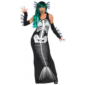 Skeleton Siren Adult Costume XL.jpg