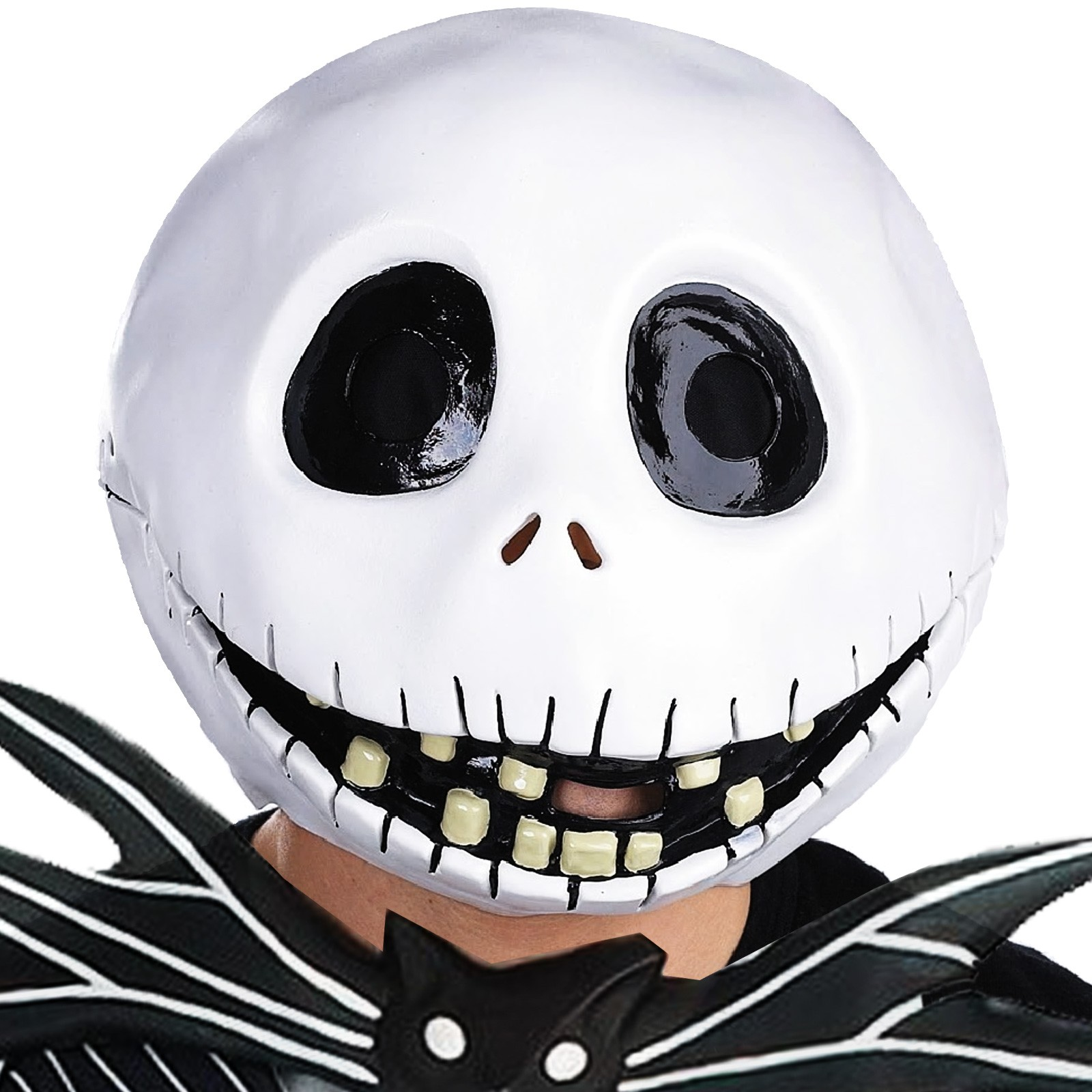 The Nightmare Before Christmas Jack Skellington Mask | Costumes.com.au