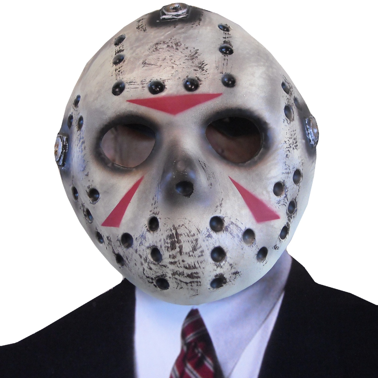 Jason Deluxe with Removable Hockey Mask   Costumes.com.au