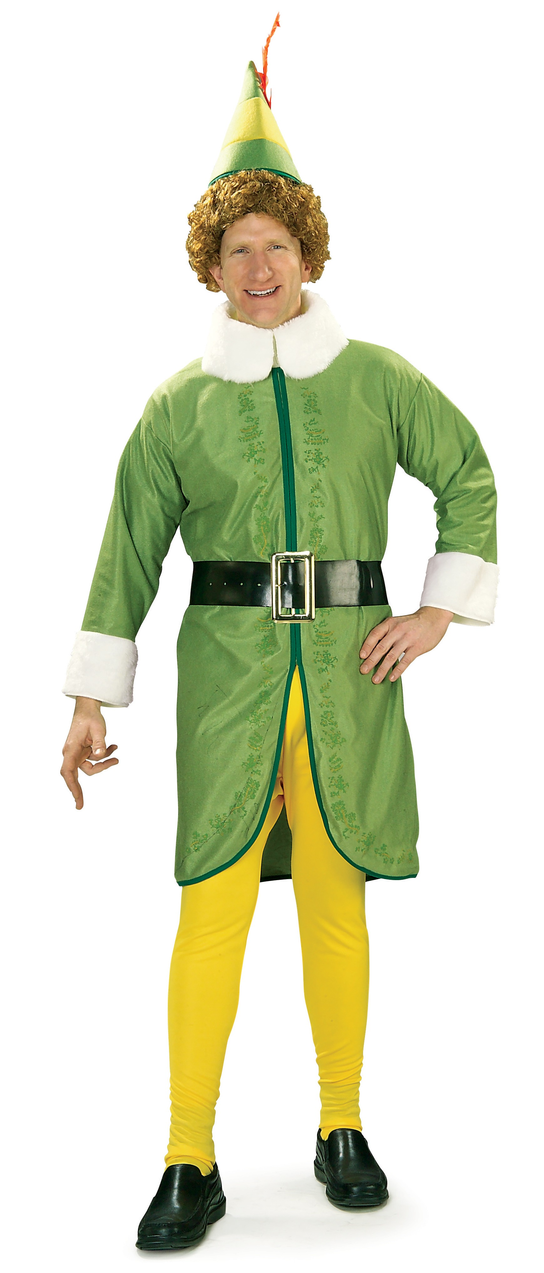 Adult Buddy Elf Costume | Costumes.com.au
