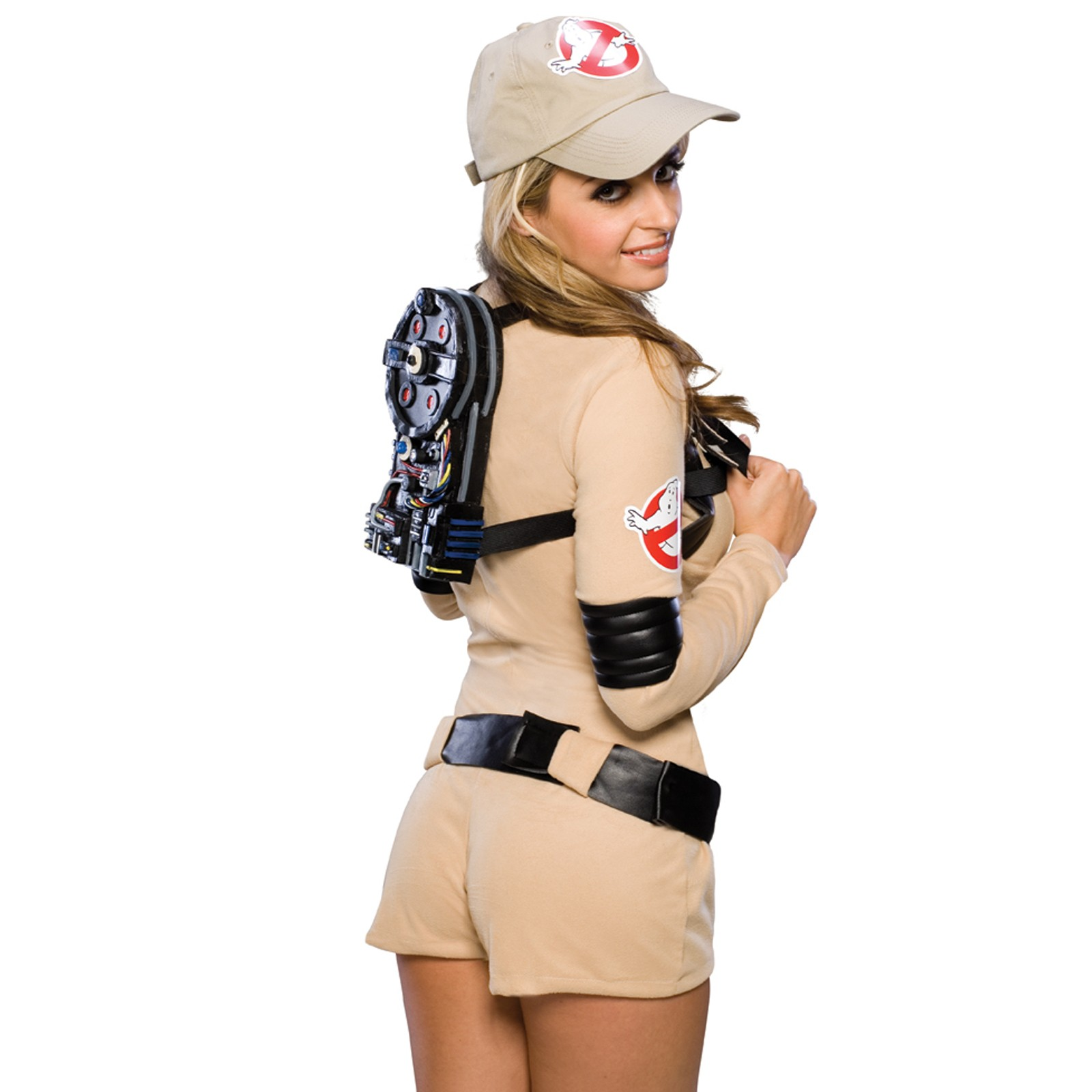 Adult ghost buster costume