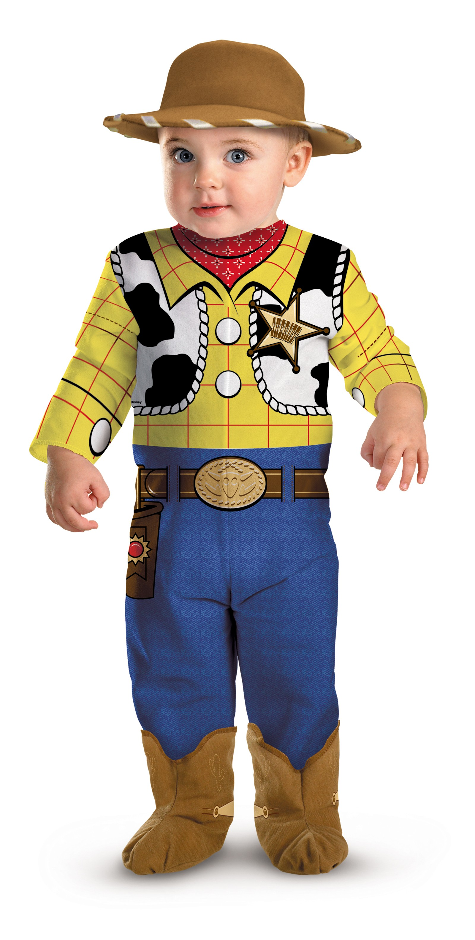 Toy Story - Woody Infant Costume  bbc73bf90f6