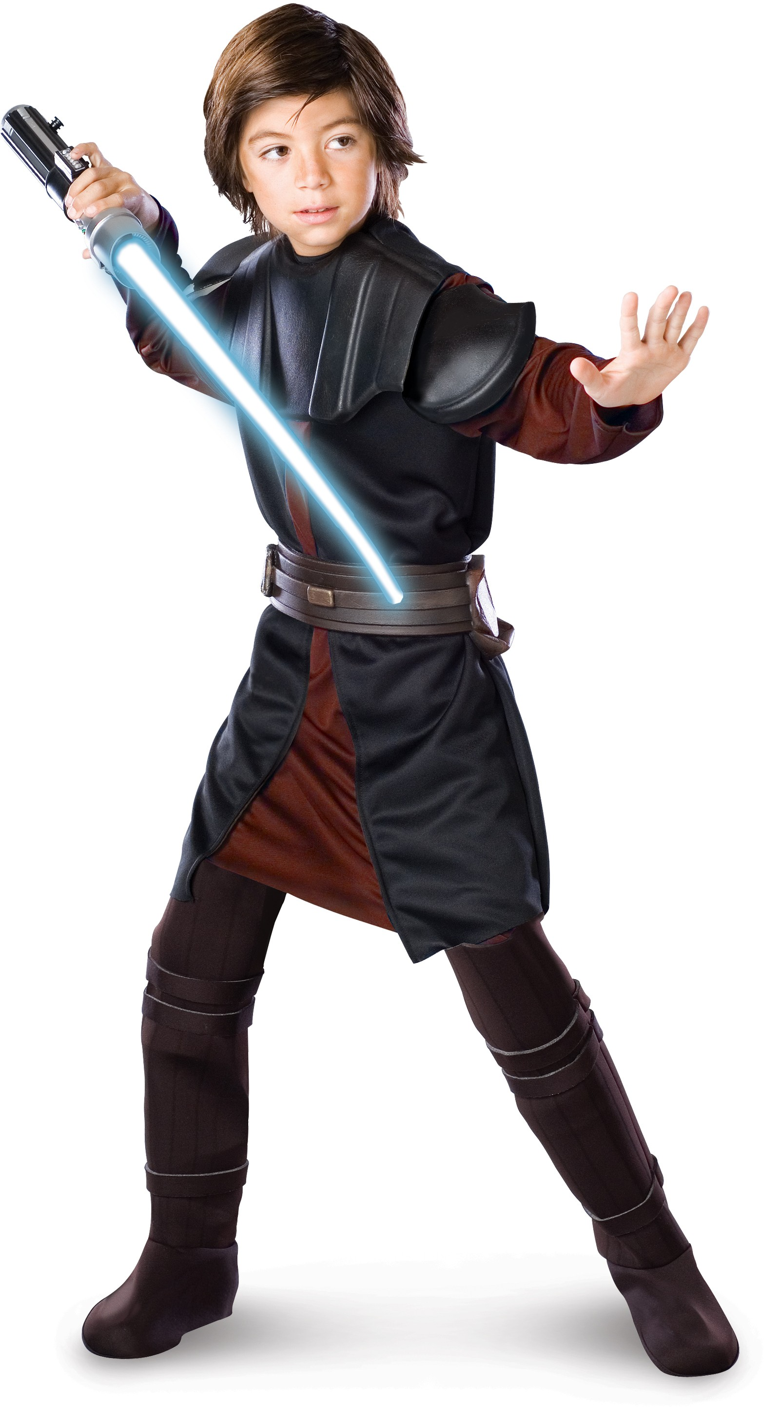 star wars animated deluxe anakin skywalker child costume. Black Bedroom Furniture Sets. Home Design Ideas