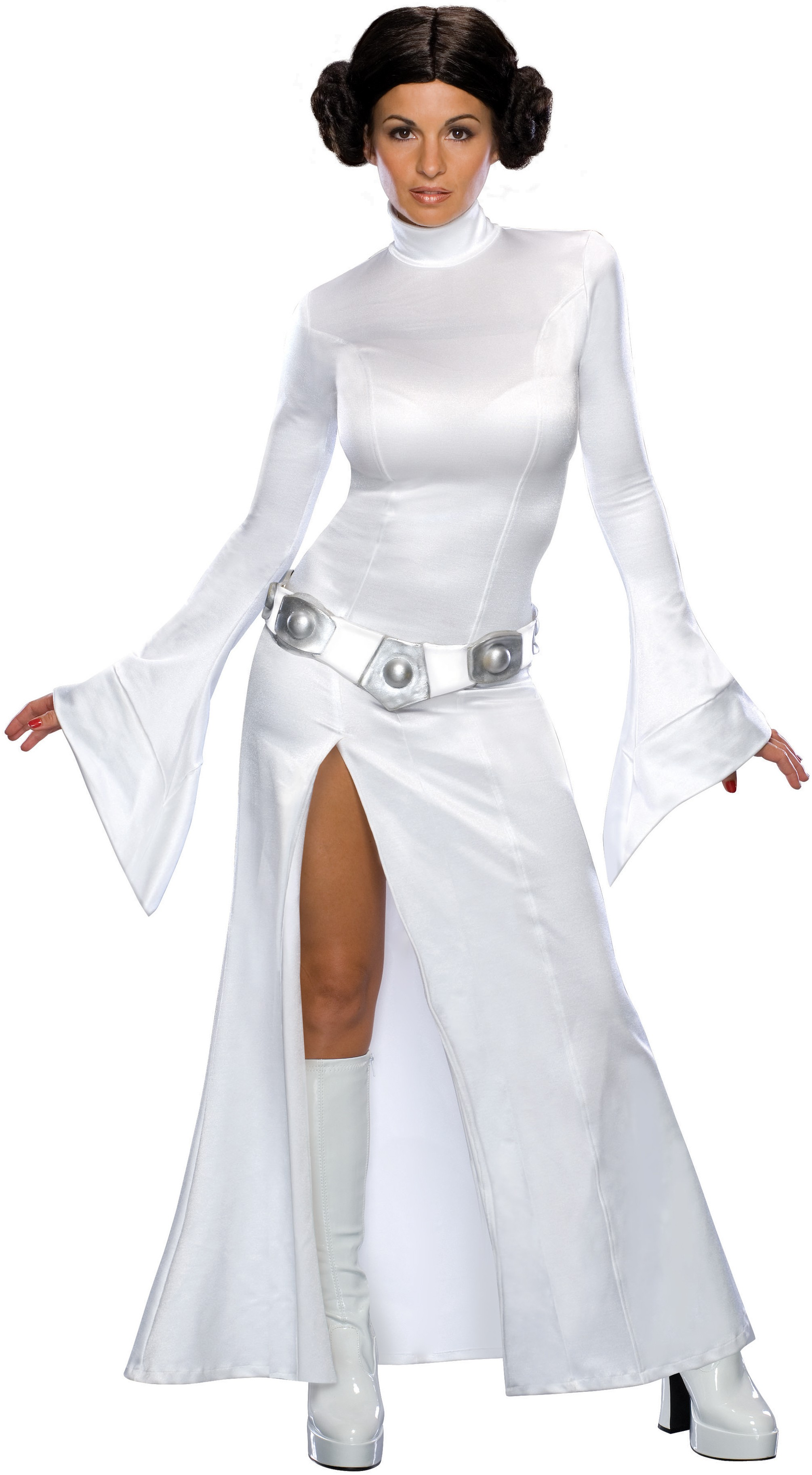 star wars sexy princess leia adult women 39 s costume adult. Black Bedroom Furniture Sets. Home Design Ideas