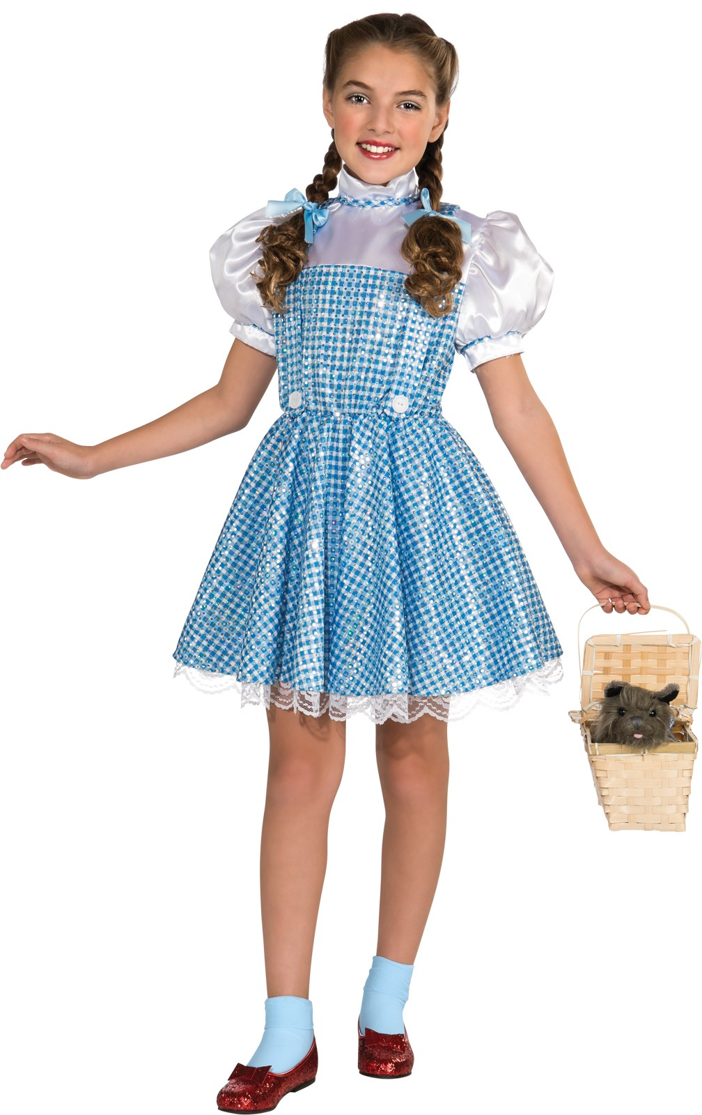 Dorothy Costume Red Shoes