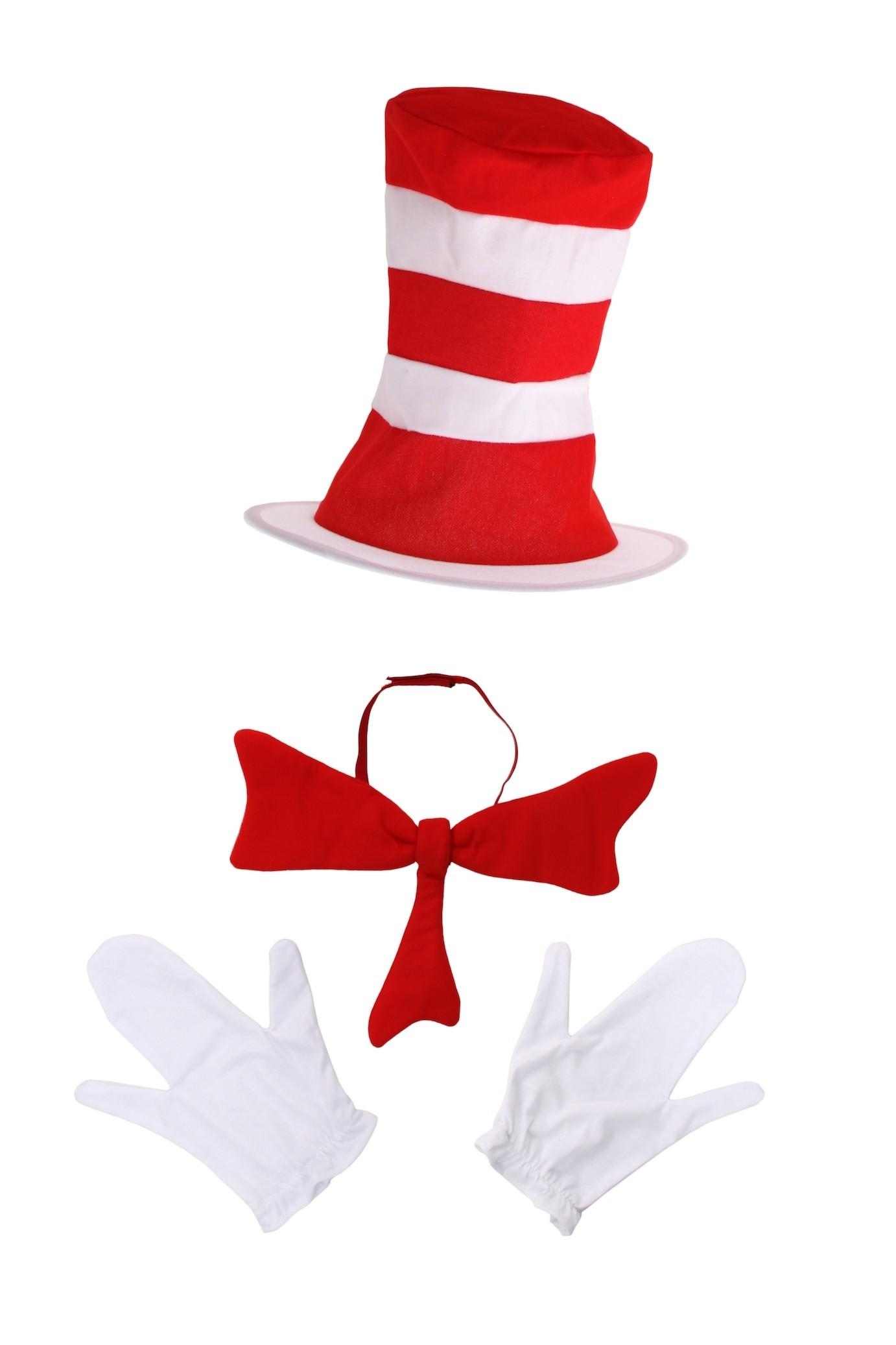 Costume or Dress up red mini top hat 2197